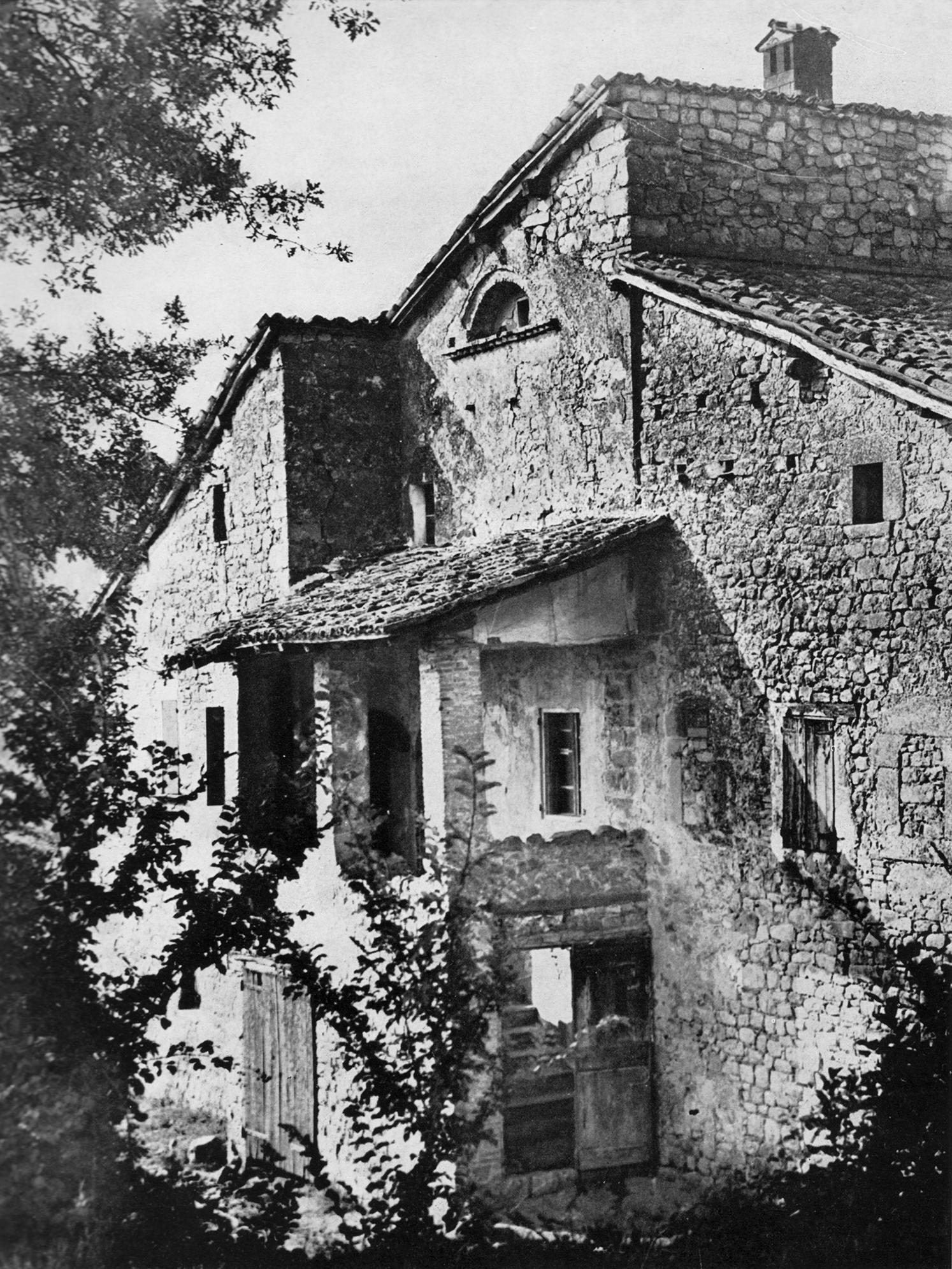 luminasio antiche case