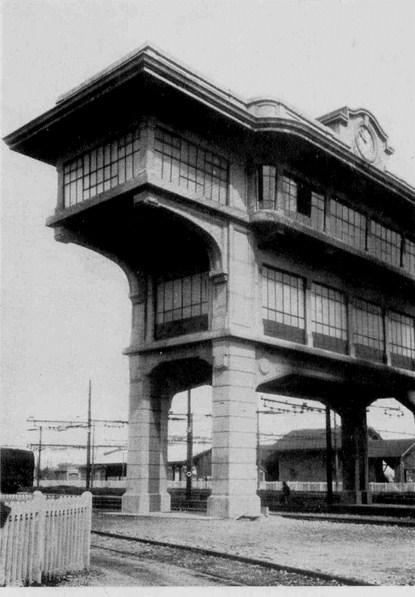 Prima stazione di bologna nel 1859 for 2 piani di cabina di ceppi di storia