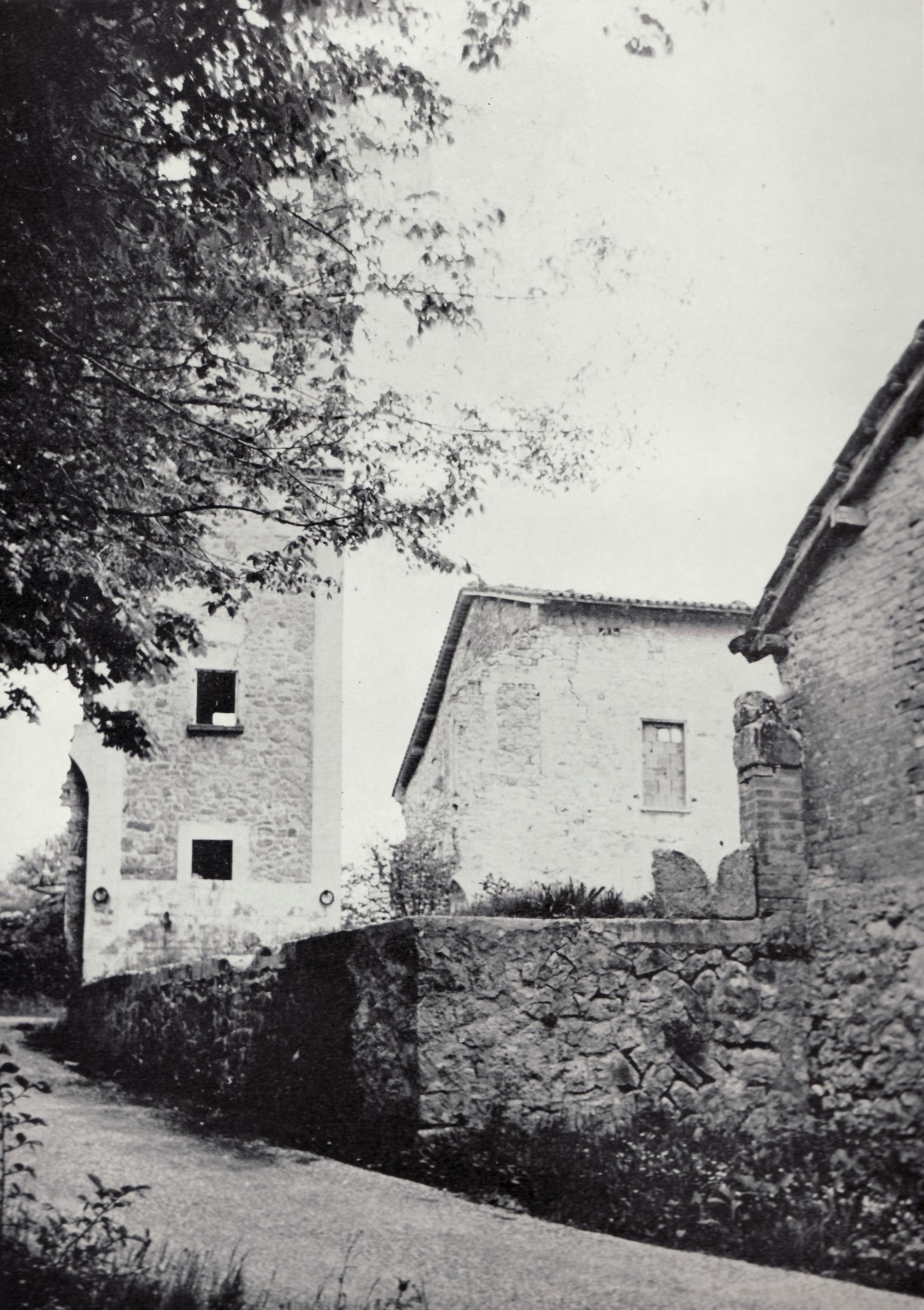 """Sempre Palmieri nel capitolo """"Le strade del Reno e del Setta"""" afferma che la strada occidentale citata negli istituti bolognesi del 1250 che ne"""